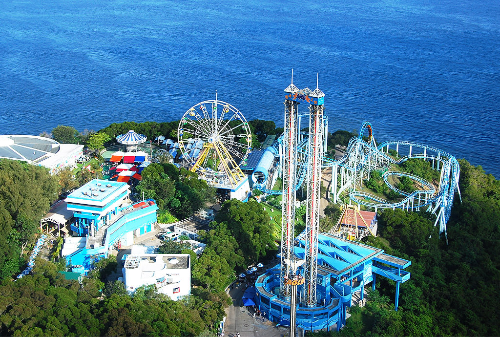 Ocean Park In Hong Kong Best theme park in Hong Kong