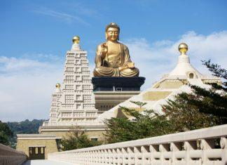 guang song buddha statue