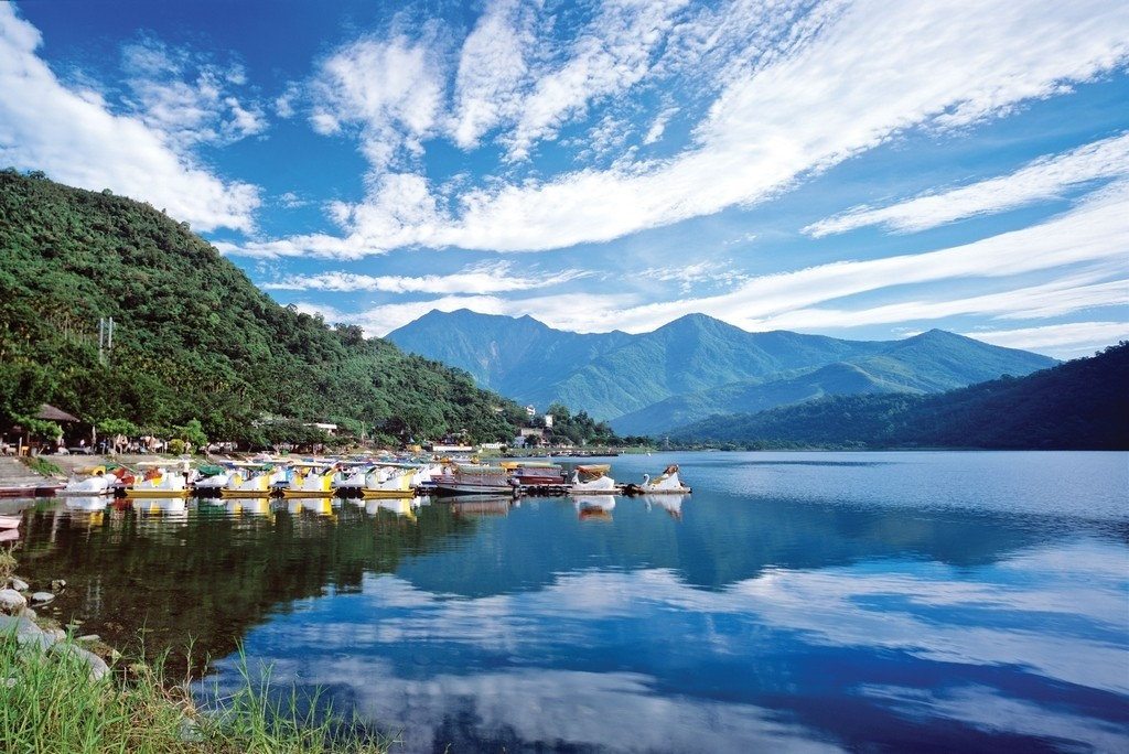 Liyu Lake hualien1 Image: must go places in Hualien blog.