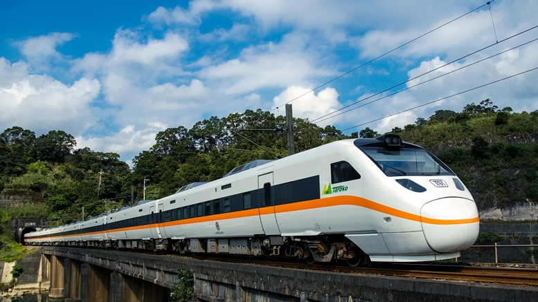 taroko train-hualien