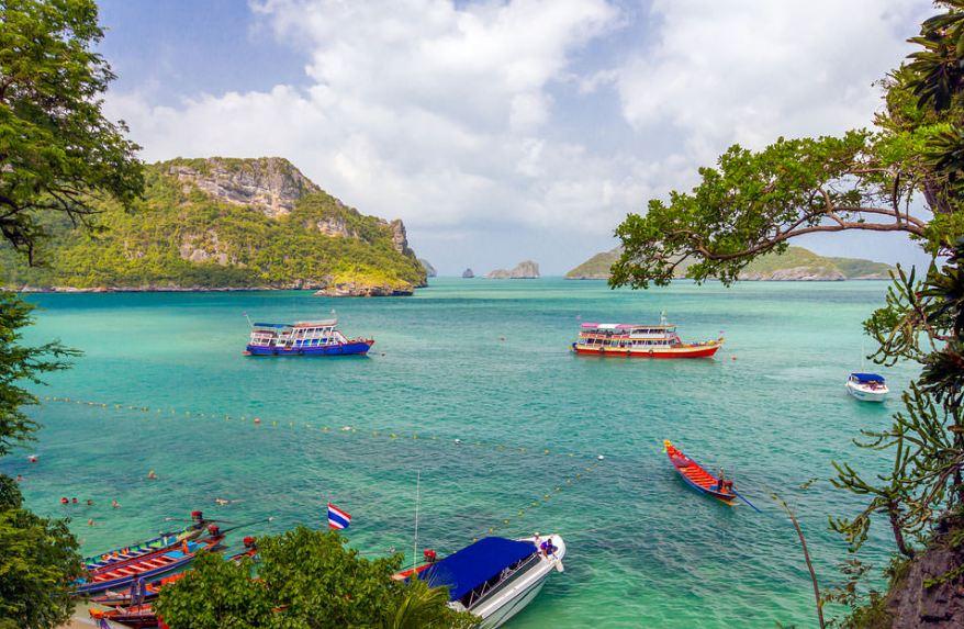 Ang Thong Marine National Park2