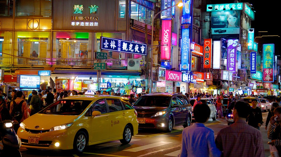 Shilin-Night-Market Image credit: best things to do in taipei blog.