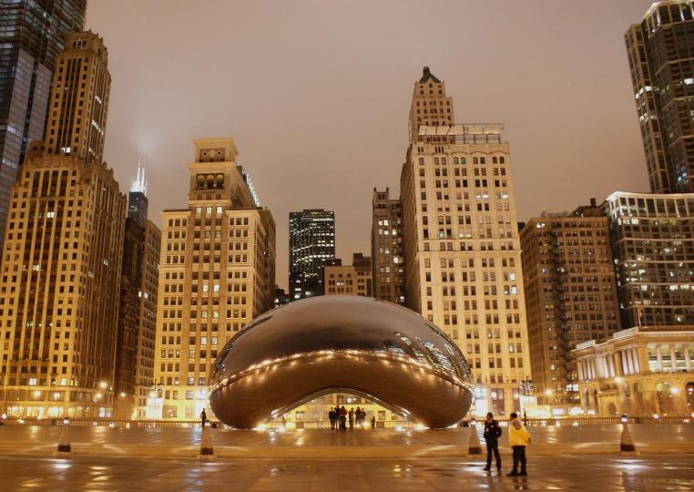 Cloud Gate A Sculpture By Anish Kapoor – Chicago, Illinois