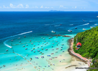 coral-island-pattaya islands near bangkok