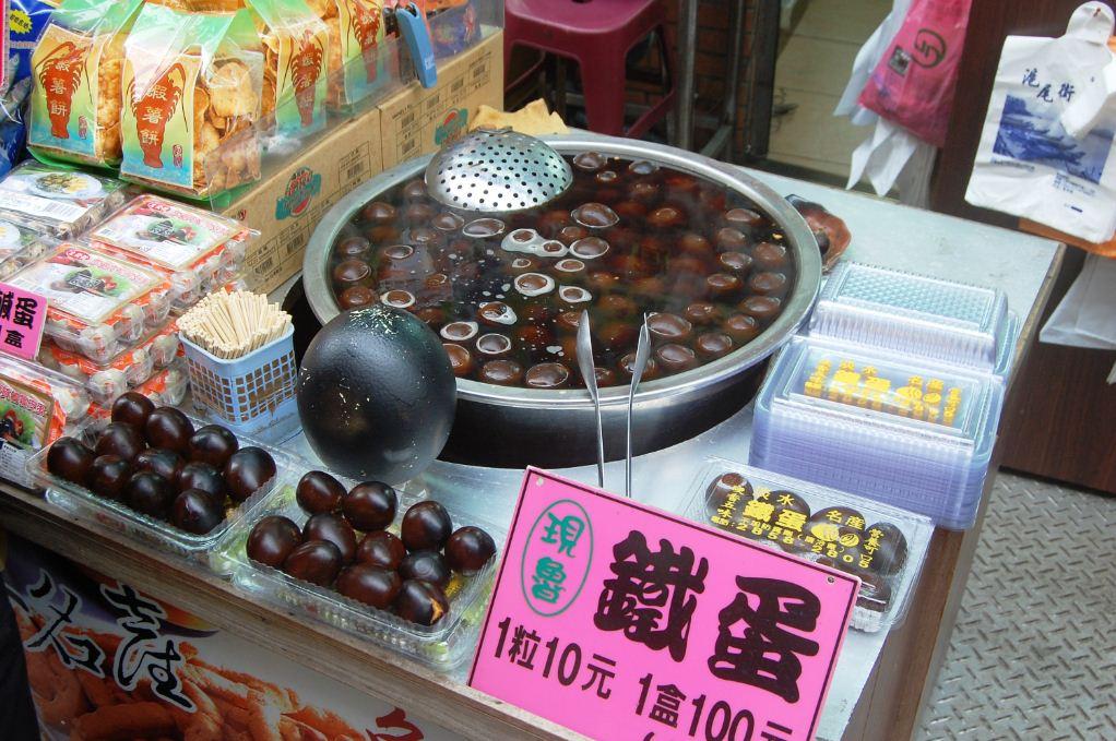 iron eggs taiwan