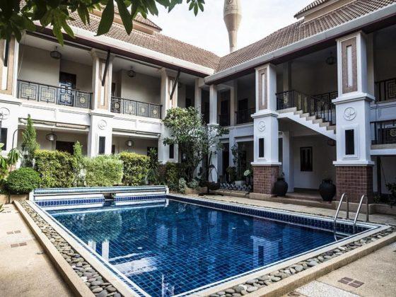 Glur Chiangmai chiang mai thailand where to stay