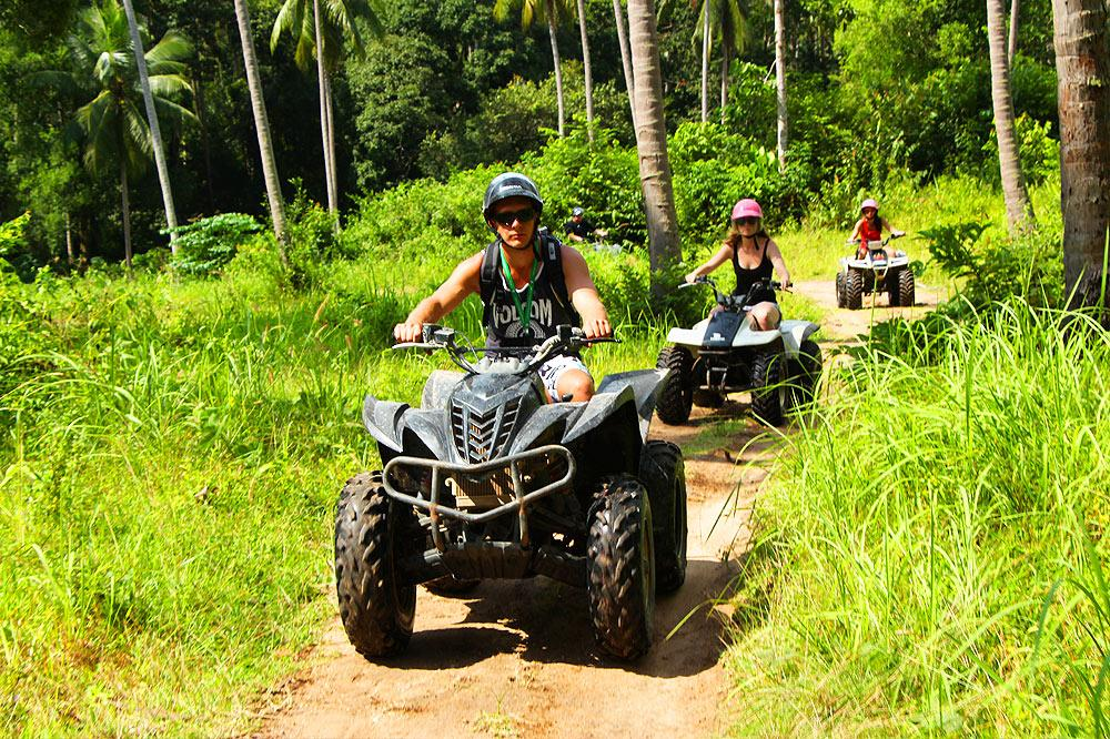how to get to koh samui thailand