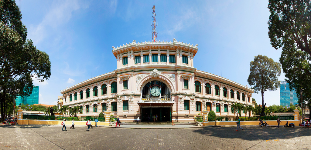 Sai Gon Central Post Office 1 ho chi minh tourist attractions best places to visit in ho chi minh top places to visit in ho chi minh