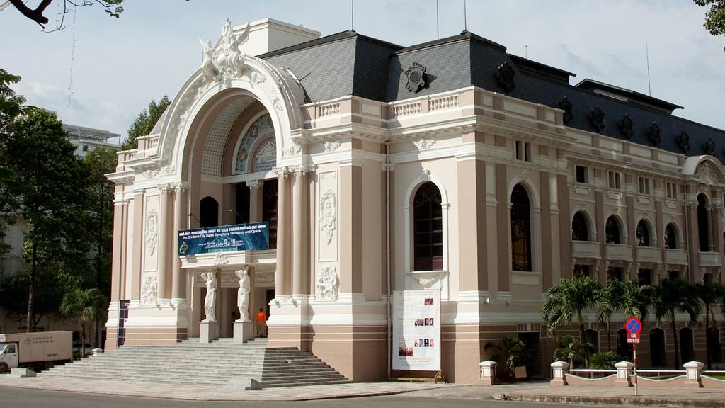 Sai Gon Opera House 1