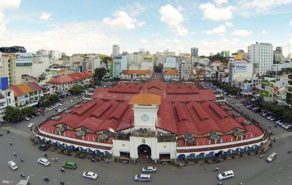 Ben Thanh Market 2