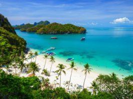 Koh Samui (Samui Island), Thailand