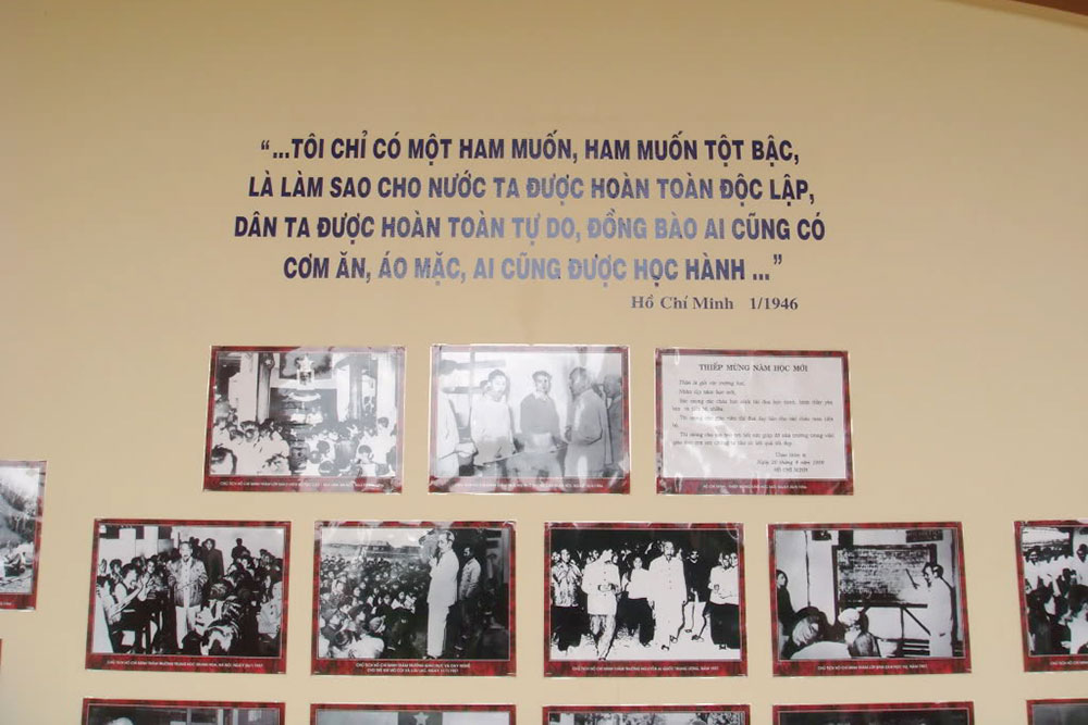 Ho Chi Minh Museum 3