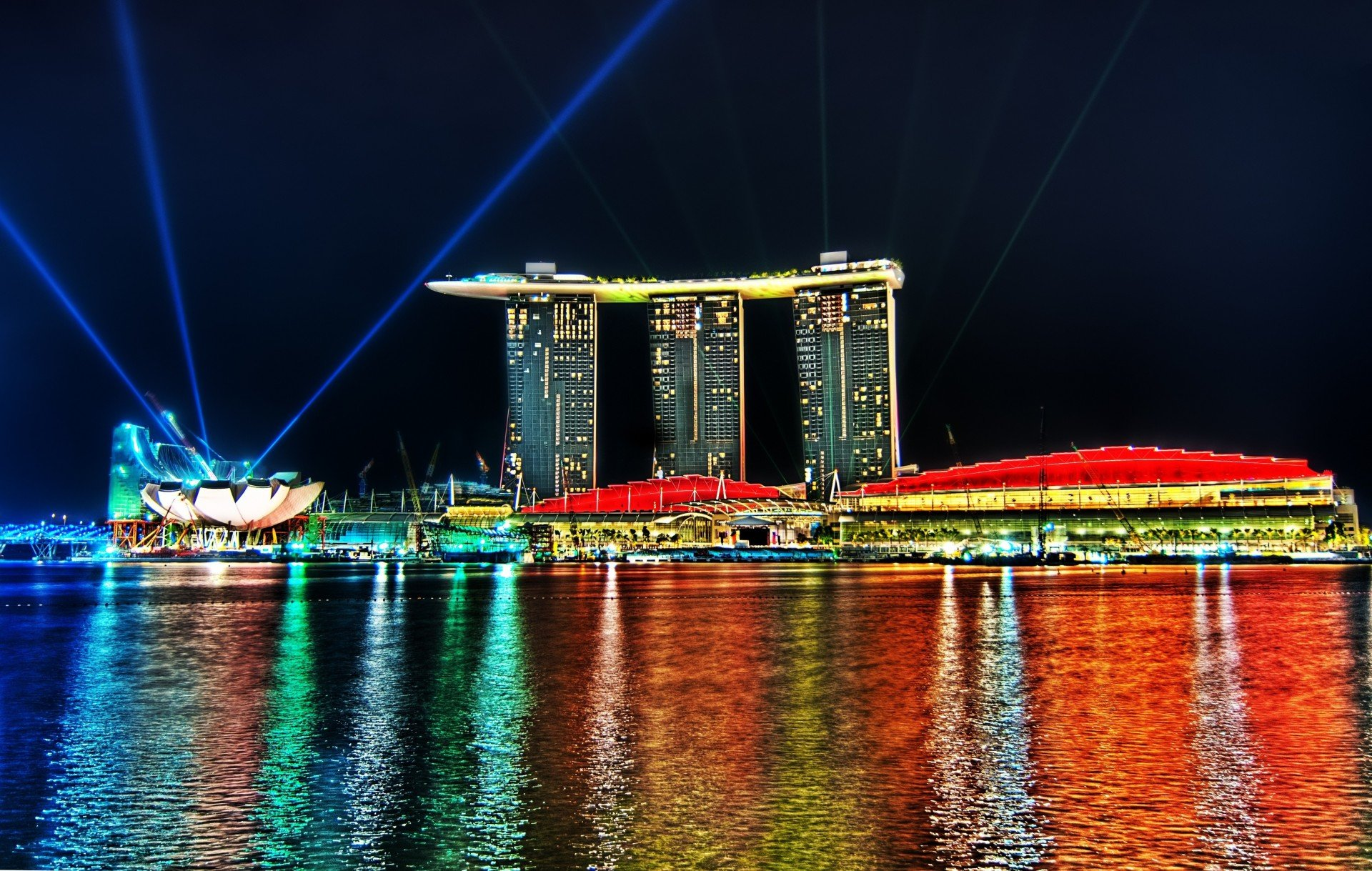 Marina Bay Sands Casino1