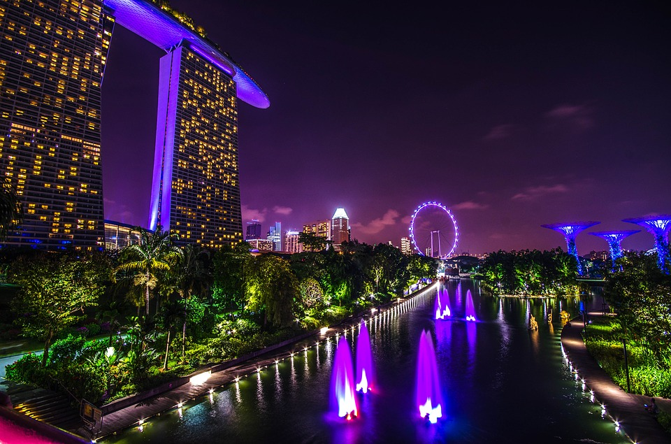 Marina Bay of Singapore marina bay area singapore things to do in marina places to visit in marina bay