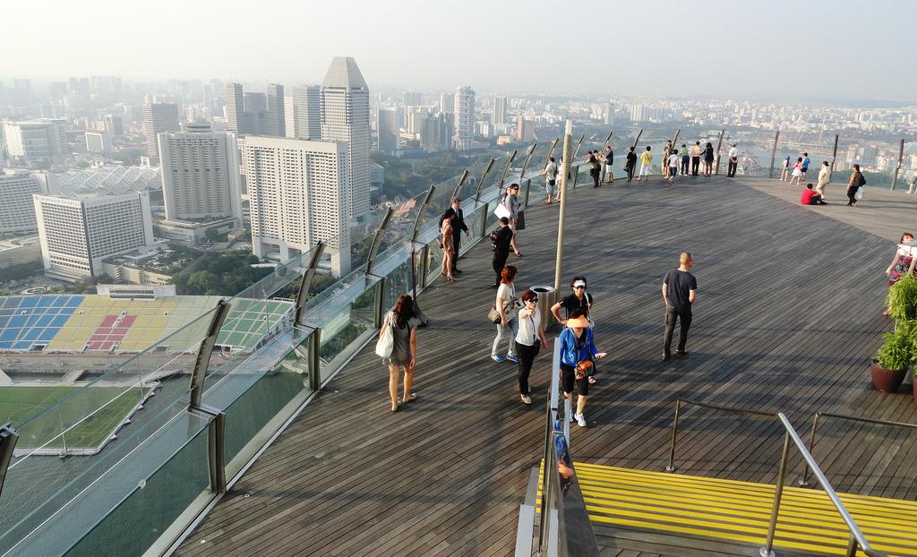 Marina Sands Skypark2