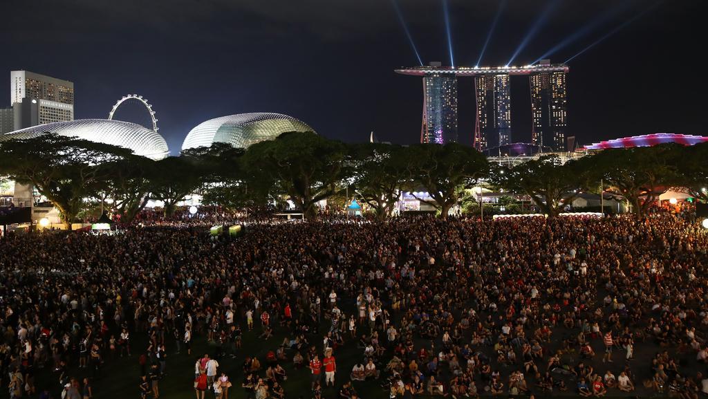 Singapore F1 Grand Prix1