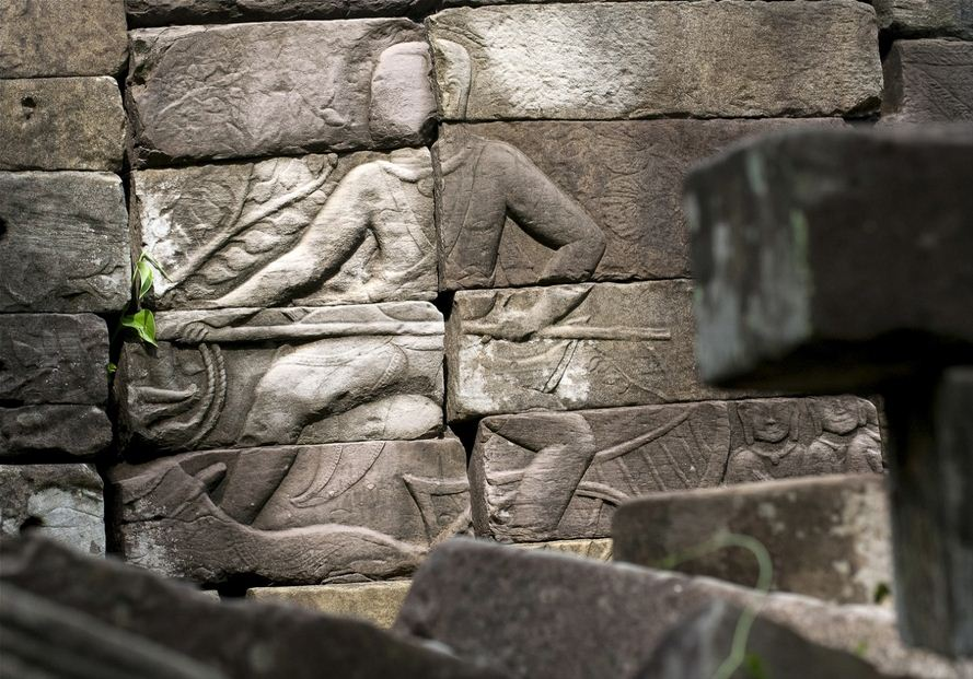 banteay chhmar temple history cambodia