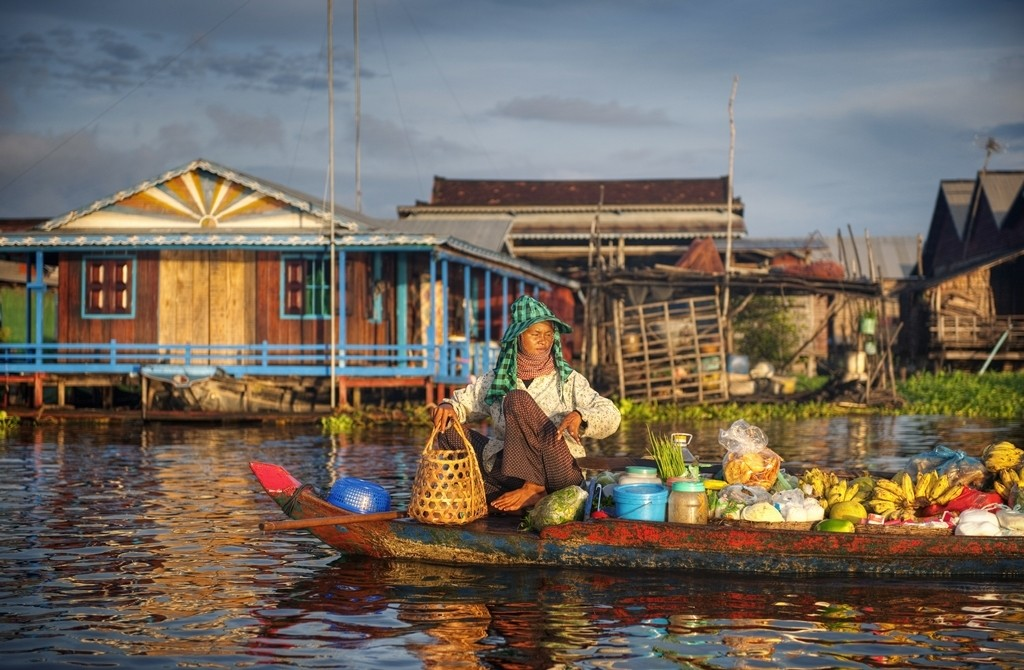 Mechrey floating village-siem reap-combodia siem reap itinerary 4 days 4 days in siem reap what to do in siem reap in 4 days