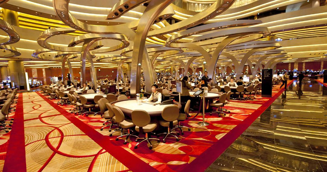 Marina Bay Sands Casino2