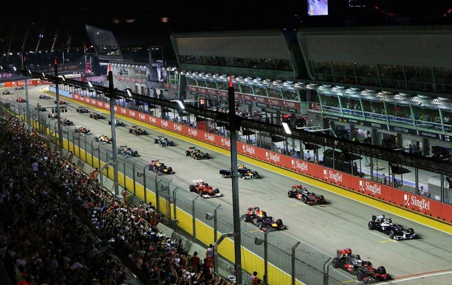 Singapore F1 Grand Prix2