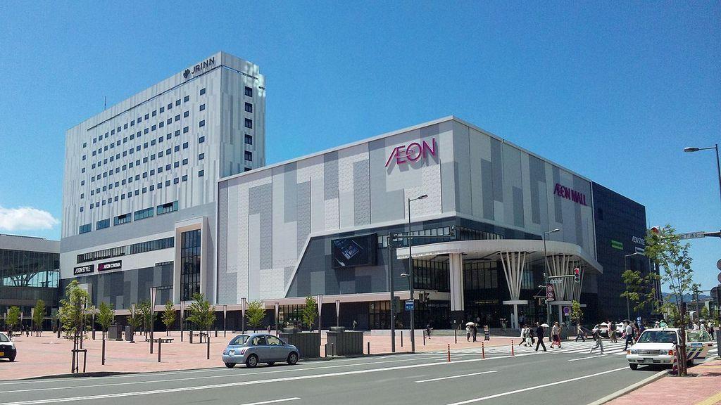 Aeon Mall Asahikawa Ekimae1