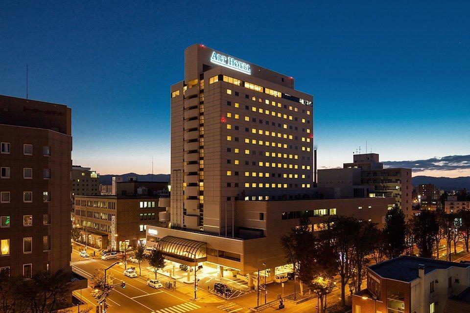 Art Hotel Asahikawa-hokkaido-japan1 hokkaido travel blog hokkaido travel guide best places to visit in Hokkaido best places to eat in Hokkaido
