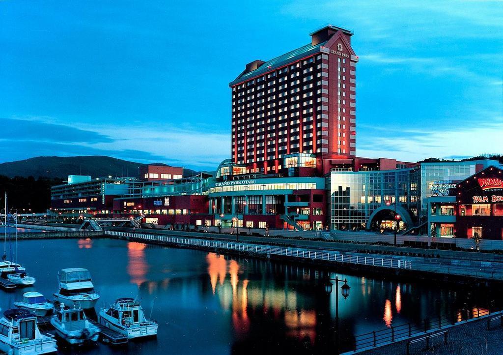 Grand Park Otaru hotel hokkaido travel blog hokkaido travel guide best places to visit in Hokkaido best places to eat in Hokkaido
