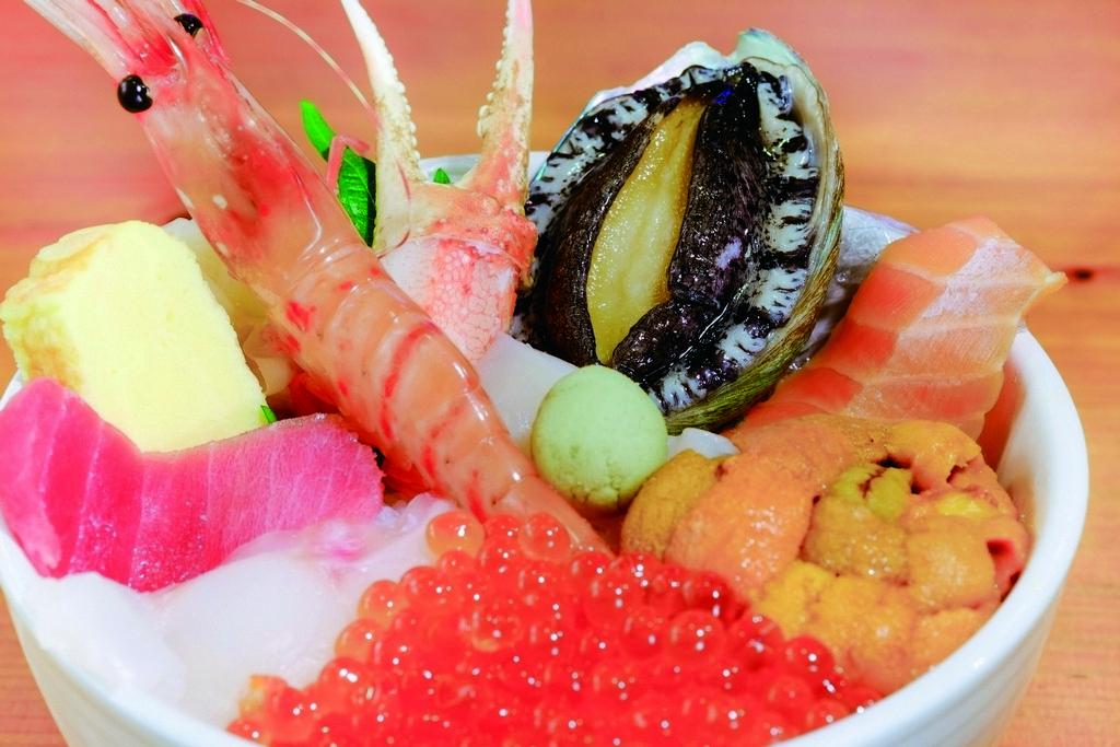 Kaiseniya Otaru Isozushi restaurant hokkaido