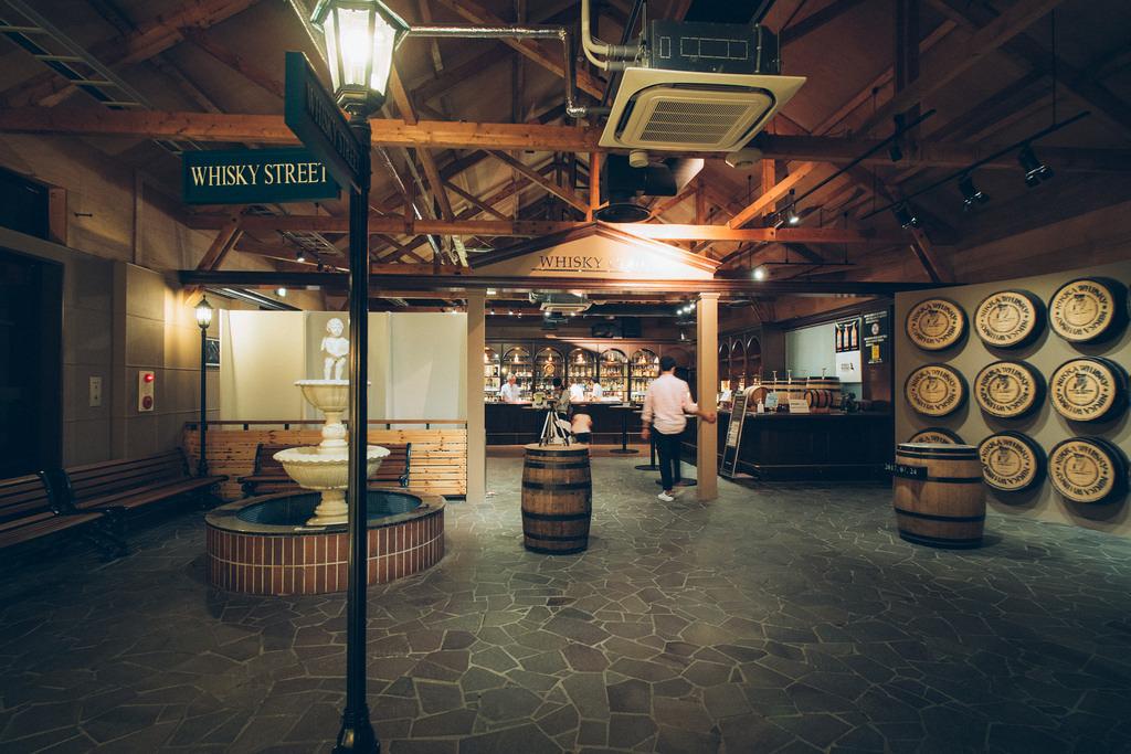 Nikica Whiskey Yoichi Liquor distillery-hokkaido1 Foto: hokkaido things to do blog.