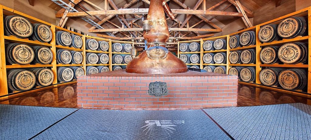 Nikica Whiskey Yoichi Liquor distillery-hokkaido3
