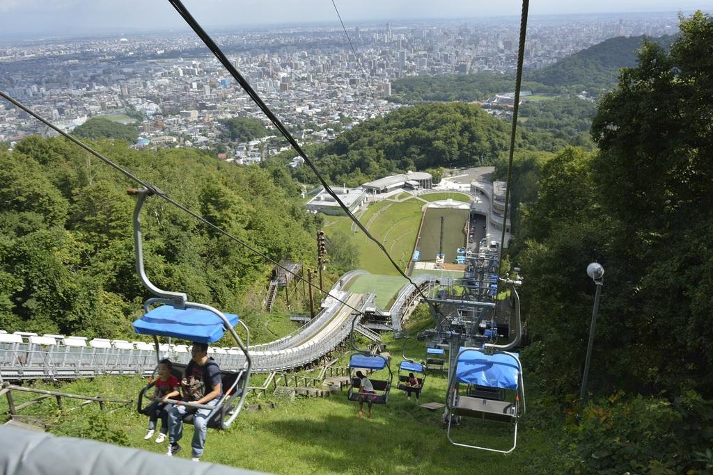 Olympics Okurayama museum-hokkaido3 Image by: hokkaido travel blog.