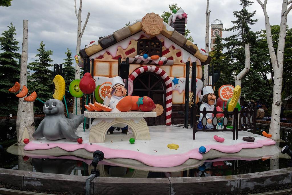 Shiroi Koibito park-hokkaido