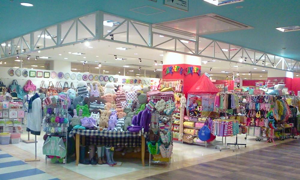 Wing Bay Otaru-shopping mall-hokkaido2