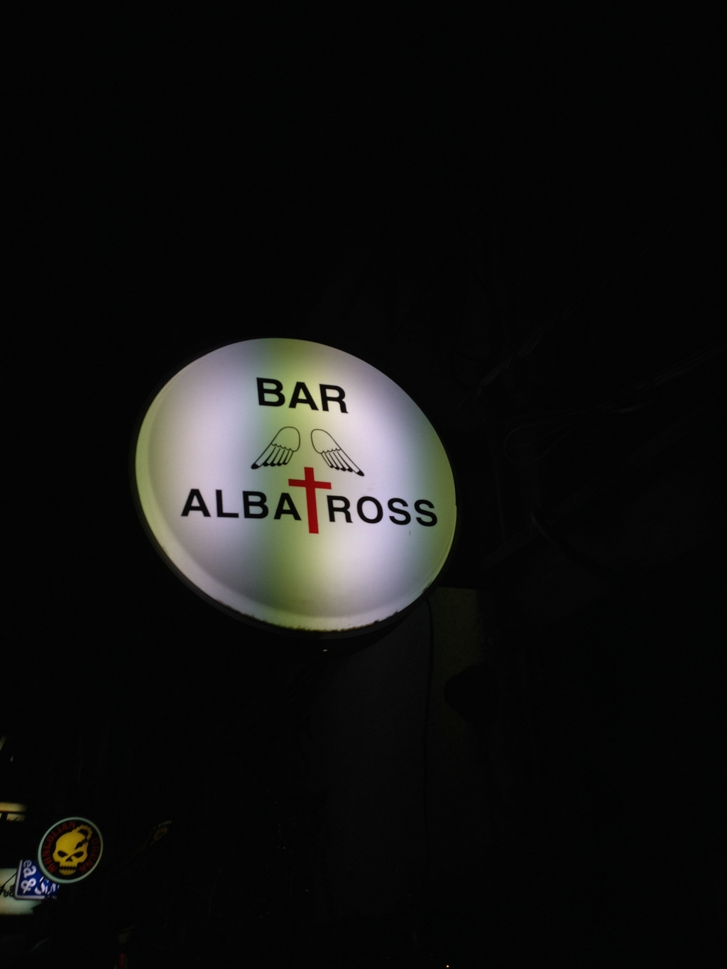 Albatross bar
