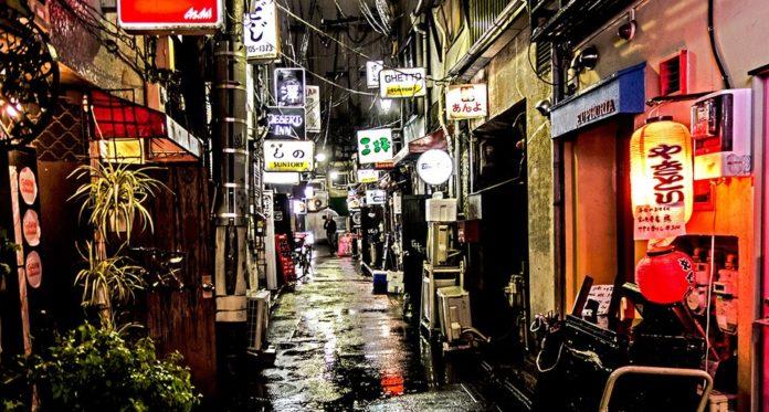 Explore Golden Gai Tokyo The Unique Nightlife In