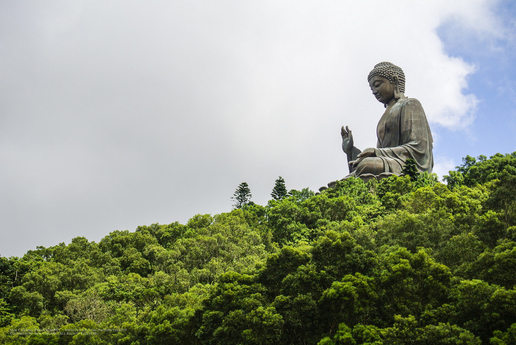 big-buddha-statue-ngong-ping-hong-kong ngong ping itinerary what to do in ngong ping village things to do in ngong ping