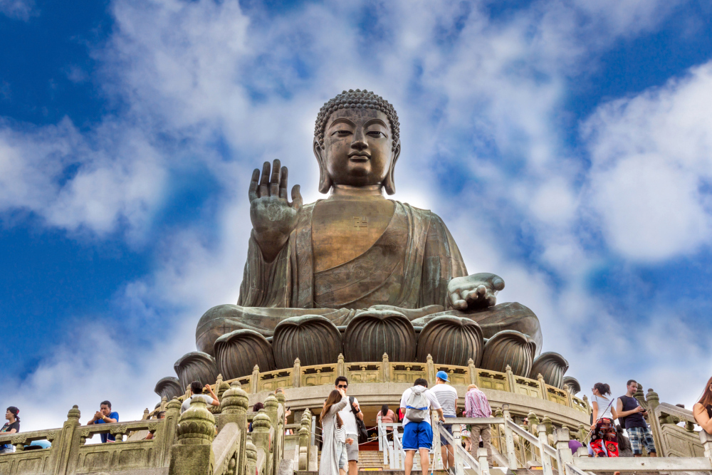 big-buddha-statue-ngong-ping-hong-kong3 ngong ping itinerary what to do in ngong ping village things to do in ngong ping