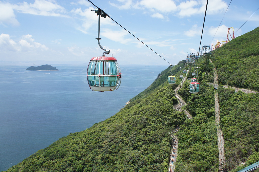 cable-car-ngong-ping-hong-kong ngong ping itinerary what to do in ngong ping village things to do in ngong ping