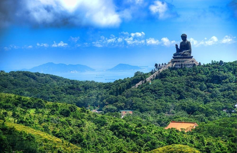 Getting To Lantau Island