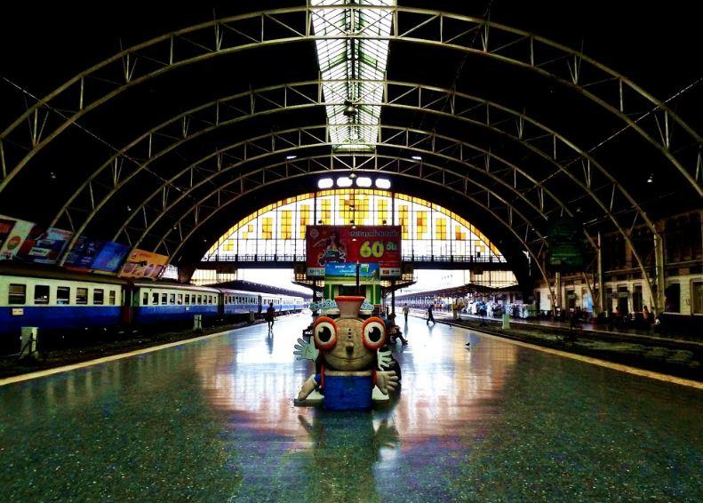 Hua Lam Phong Station1