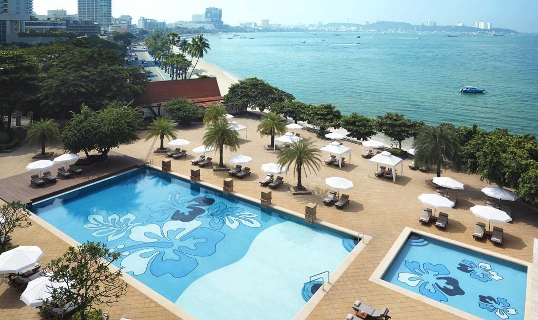 Dusit Thani Pattaya Resort Dreams