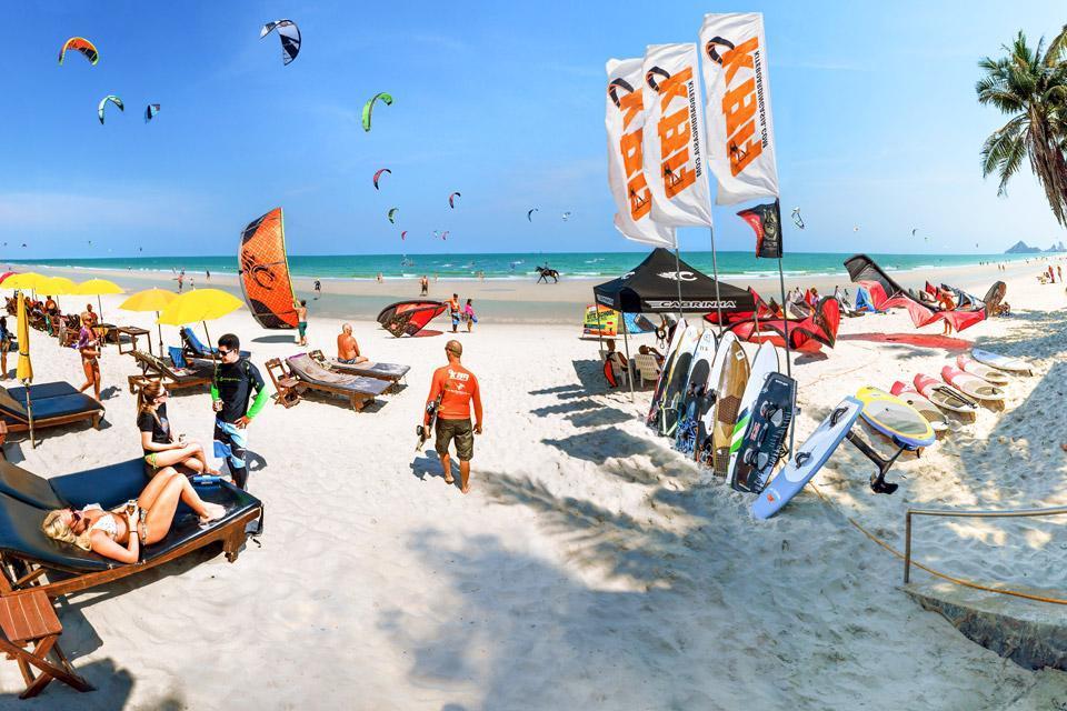 Hua Hin Beach1