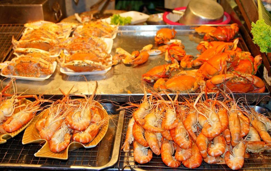 Dried Food Market Pattaya