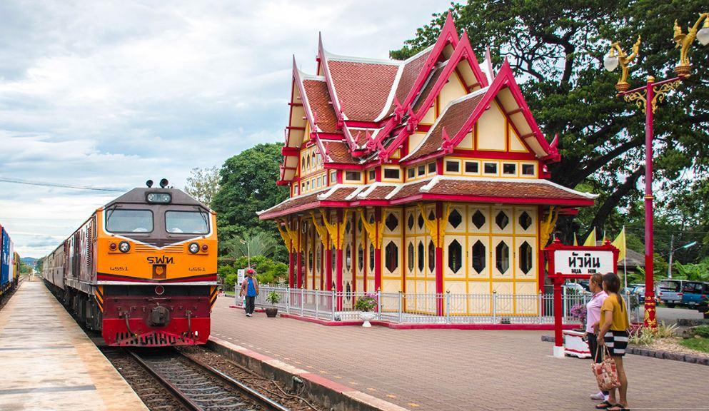 Hua Hin Railway station1