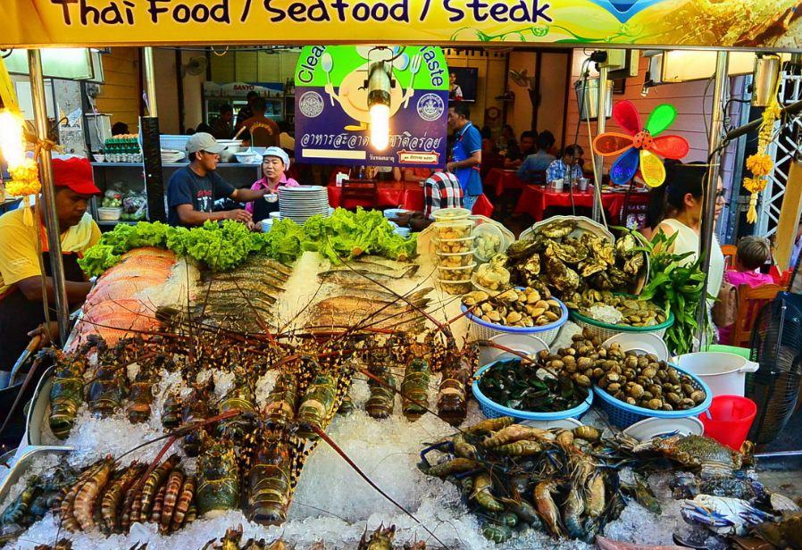 Hua Hin Seafood hua hin travel blog hua hin trip blog hua hin travel guide hua hin blog