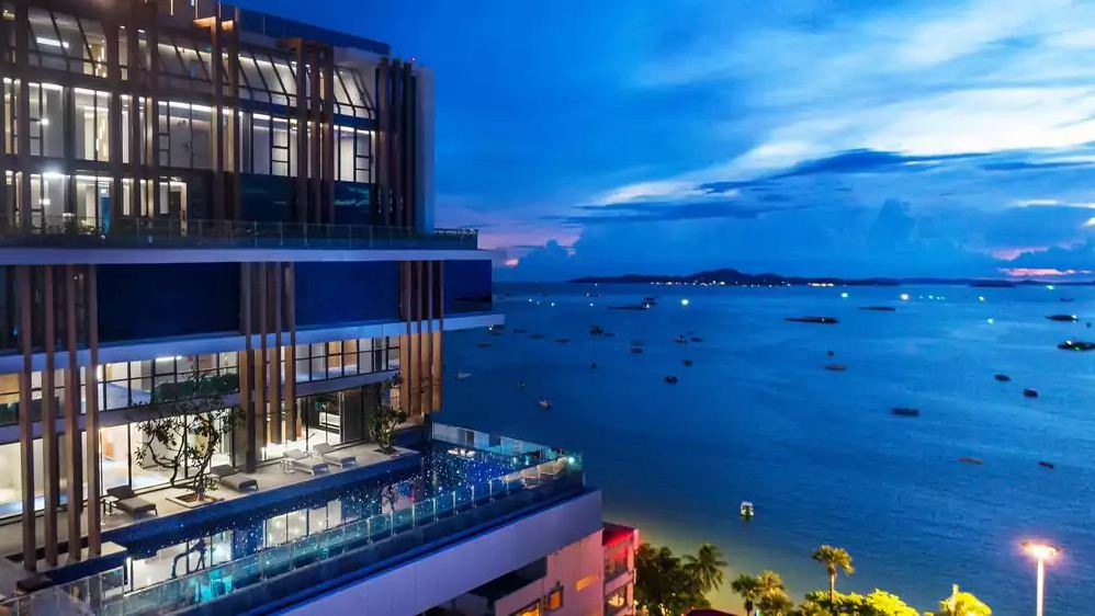 Mytt Beach Hotel, Pattaya 2