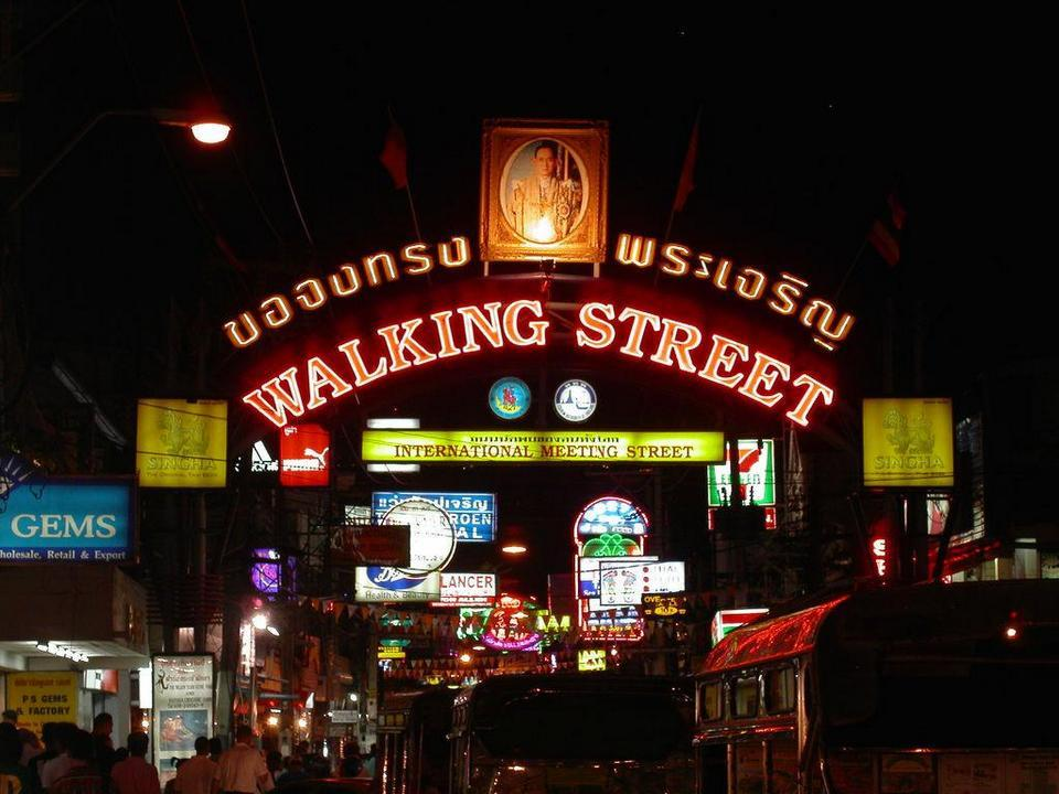Walking Street-pattaya-thailand