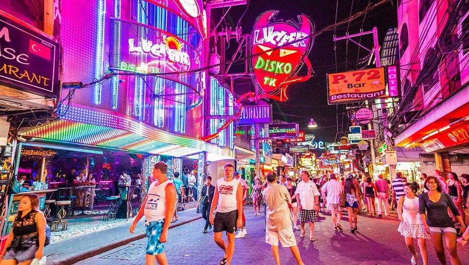 Walking Street-pattaya-thailand1 pattaya travel guide pattaya trip cost pattaya things to do