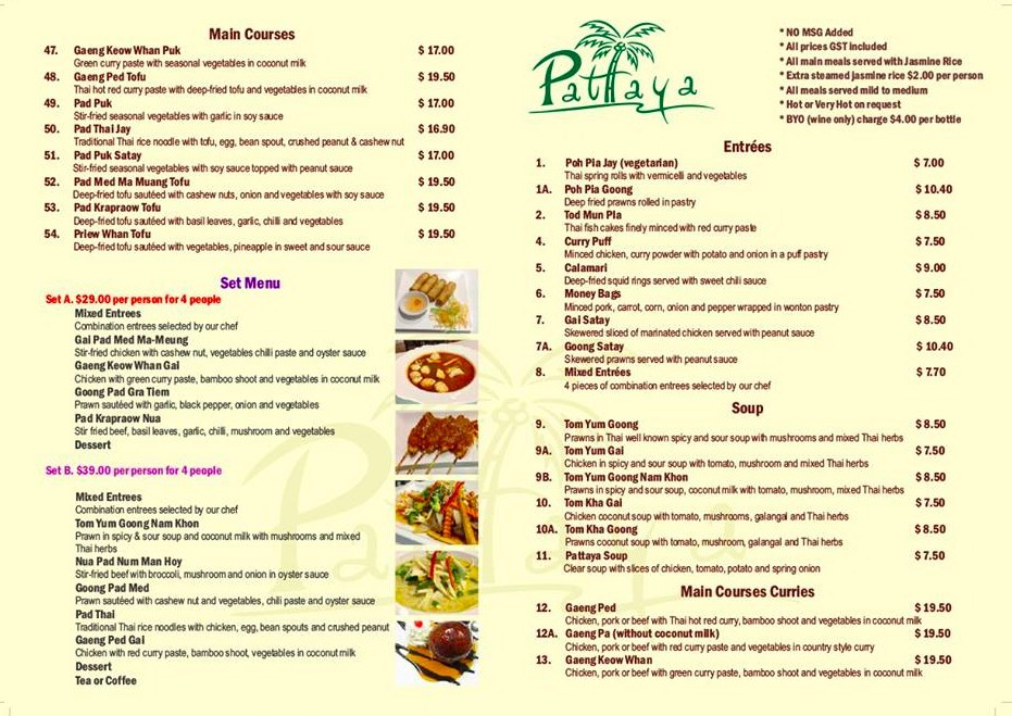 cost of eating in pattaya-thailand1