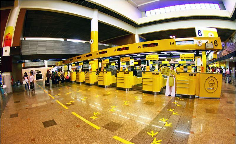 dong muang airport-pattaya Image credit: pattaya trip cost blog. Credit image: budget for pattaya trip blog.